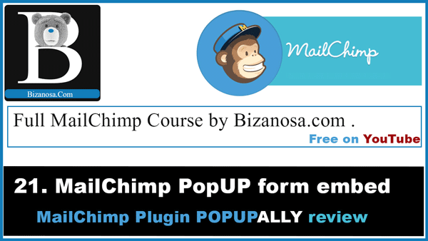 popup ally for mailchimp popups- popup plugin for mmailchimp