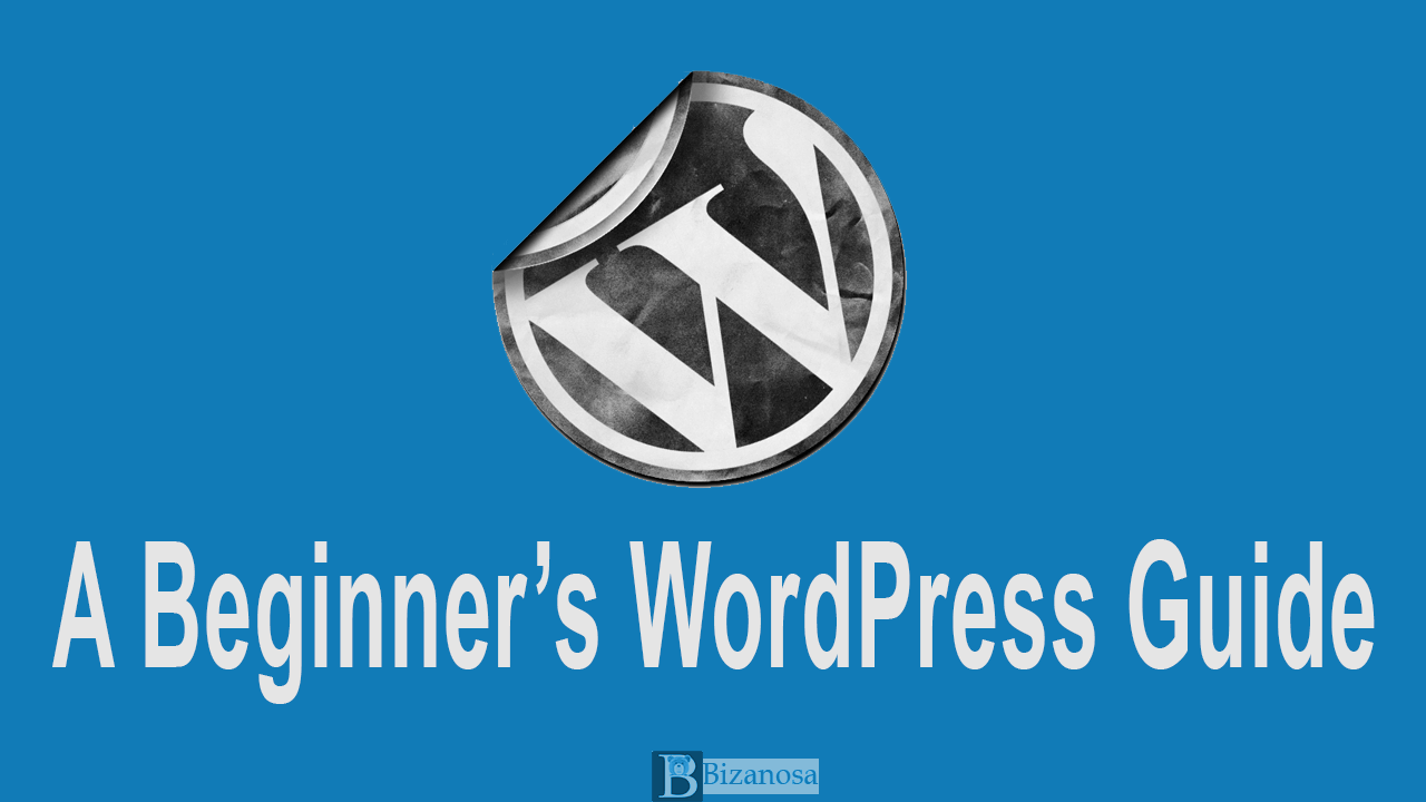 WOrdPress tutorial for beginners level