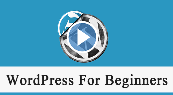 WordPress course for Beginners - Video course
