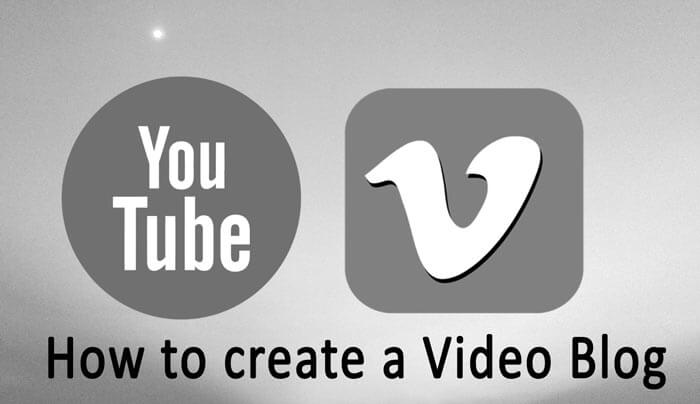 Create a video Blog with WP