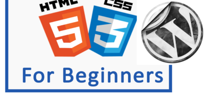 [Video] Learn HTML , some CSS and WordPress in 3 Hours