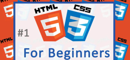 1 HTML and CSS tutorial for beginners