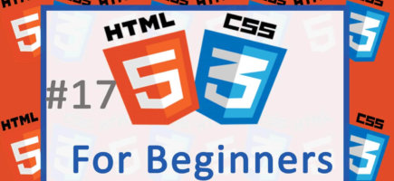 17 CSS Tutorial – Using CSS in HTML and Browser Extensions