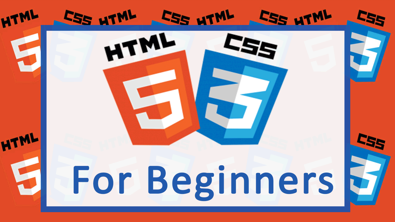 Full HTML and CSS tutorial for beginners