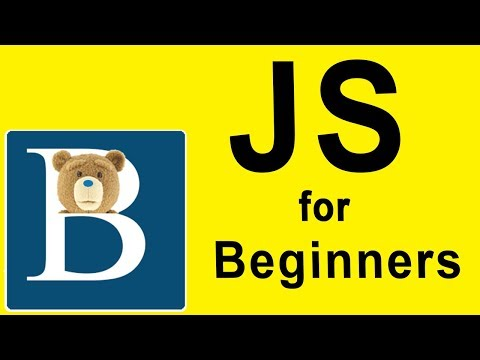 1 JavaScript for Beginners Intro