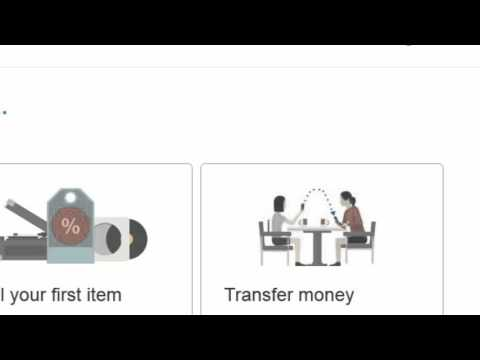 Setting up PayPal in Kenya - Step by Step instructions