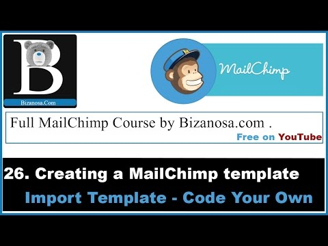 26 Import Mailchimp Templates