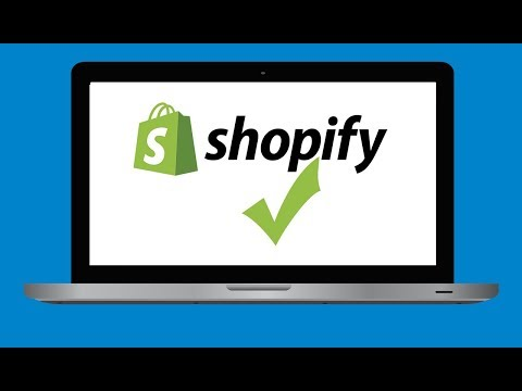 Shopify Dashboard Overview Video
