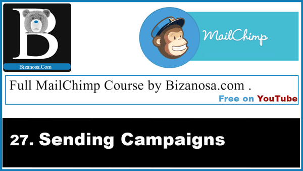 sending mailchimp campaign - how to send a campaign in mailchimp