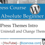 19. Working with WordPress Themes