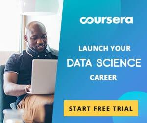 All Coursera data science courses