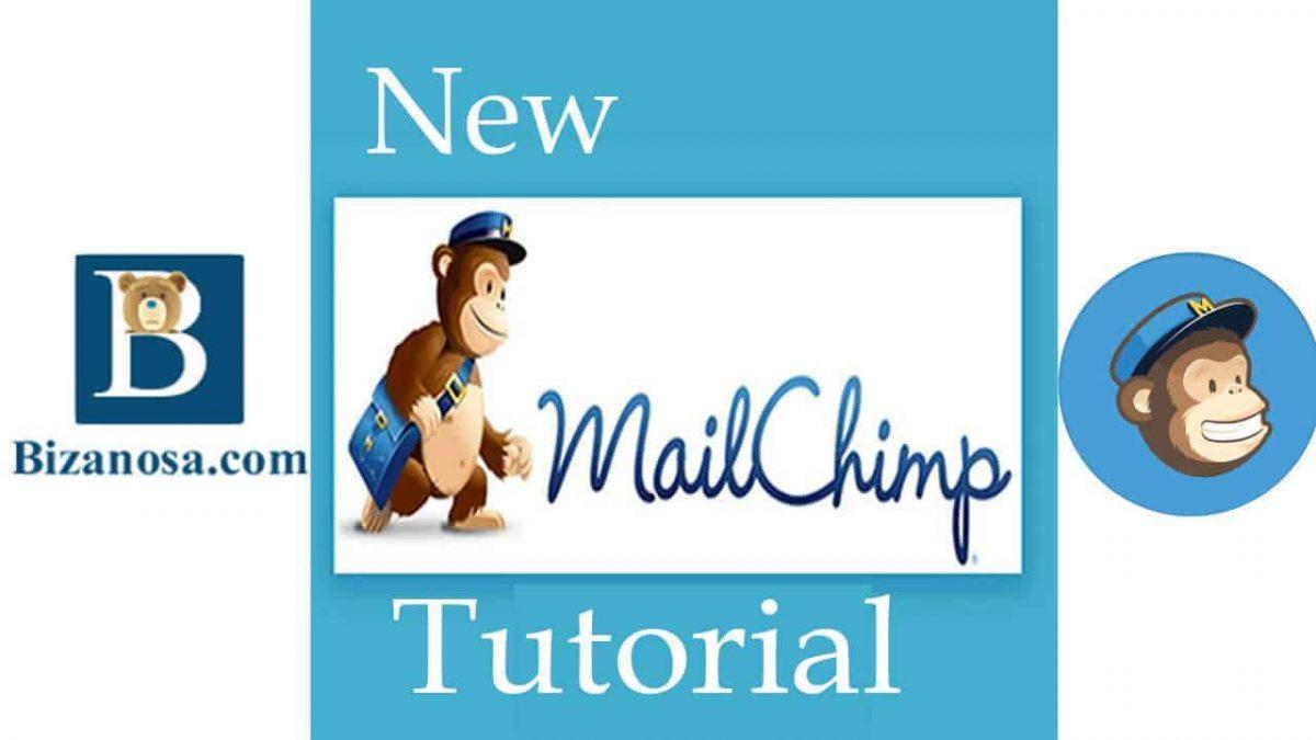 New Mailchimp Tutorial