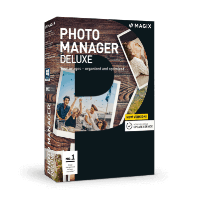 VEGAS Creative Software - Photo Manager Deluxe