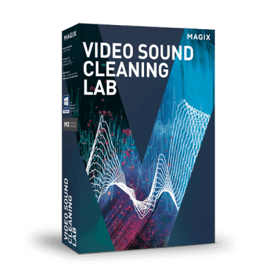 MAGIX Video Sound Cleaning Lab – For better sound effects