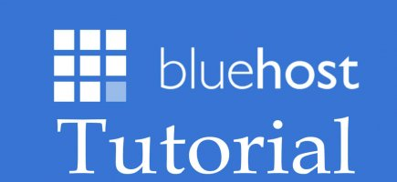 Free Bluehost Tutorial