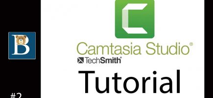 A Quick Camtasia Tutorial Part 2