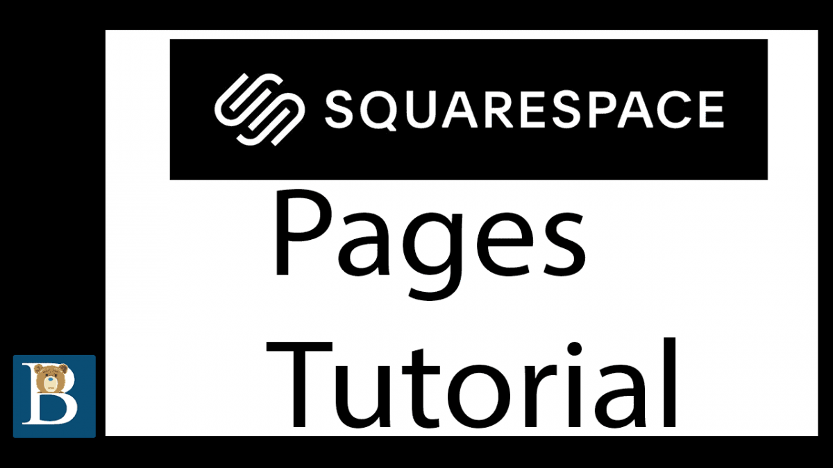 Squarespace Pages Tutorial – Squarespace 7.1
