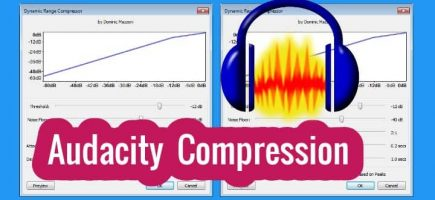 Audacity Compressor Tutorial – Audacity Compressor Settings