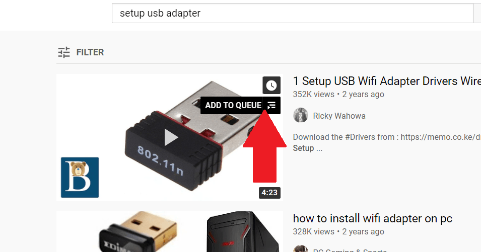 Add video to YouTube playlist. Add multiple videos to playlist