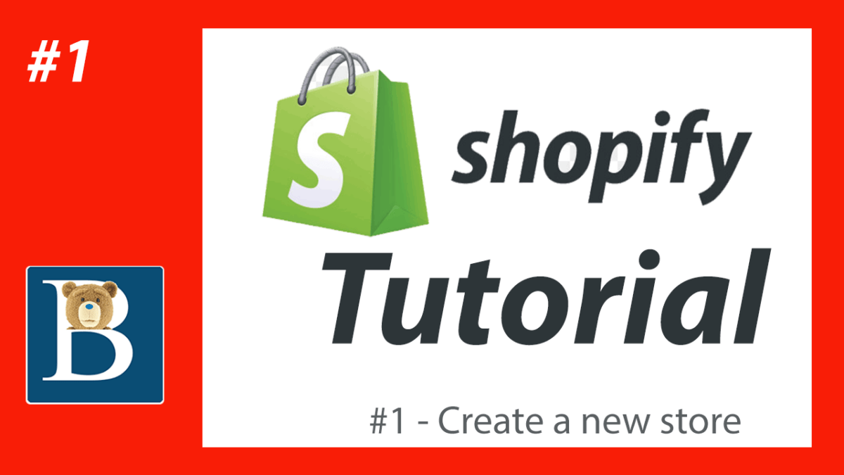 Free Shopify Tutorial For beginners